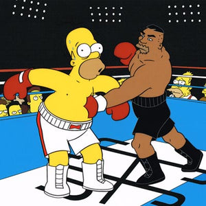 Tatum Vs. Simpson | The Simpsons thumb