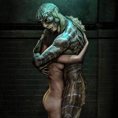 The Shape of Water by Carlos Dattoli | The Shape of Water first