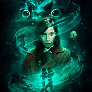 The Way He Looks at Me by Ignacio RC | The Shape of Water