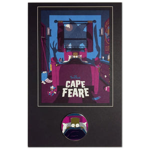 Cape Fear Set collectible pin Bart | The Simpsons