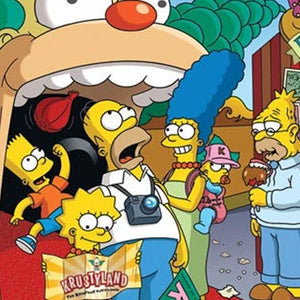 Day at Krustyland | The Simpsons thumb