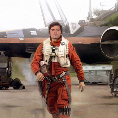 Poe's Pride by Brian Rood | Star Wars