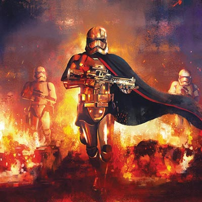 The Phasma Command by Akirant | Star Wars