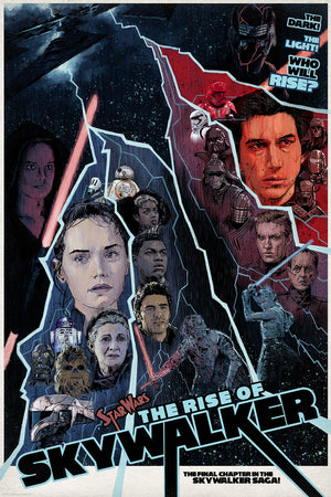 Who Will RIse by J.J. Lendl | Star Wars