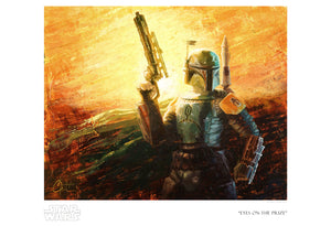 Eyes on the Prize by Christopher Clark | Star Wars