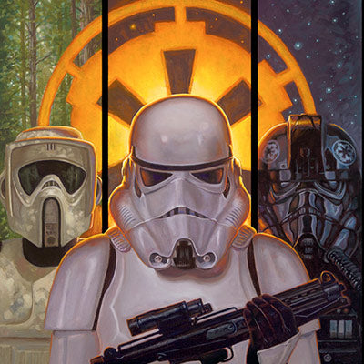 Disciples of the Empire by Jaime Carrillo | Star Wars thumb