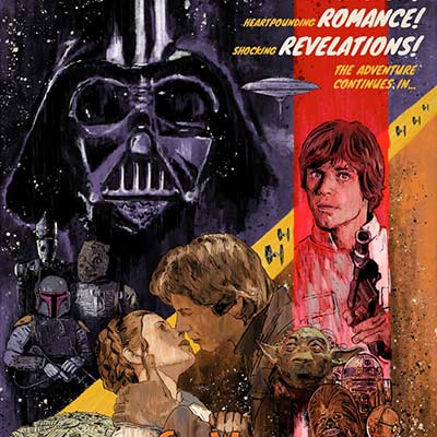 Shocking Revelations! by J.J. Lendl | Star Wars