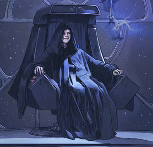 A Master of Evil by Brent Woodside | Star Wars cu