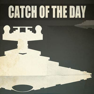 Catch of the Day by Jason Christman | Star Wars - thumb