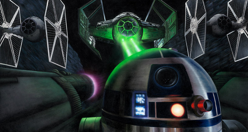 I HAVE YOU NOW! by Rob Surrette | Star Wars