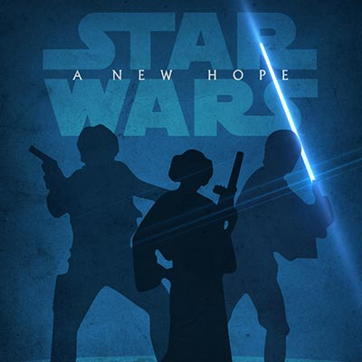 A New Hope by Jason Christman | Star Wars