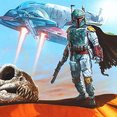 Fett Collects by Craig Skaggs | Star Wars