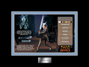 Ahsoka Character Key | Star Wars