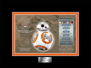 BB-8 Character Key | Star Wars