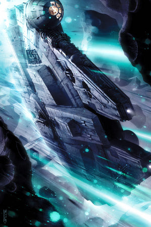 Gambler's Rush by Raymond Swanland | Star Wars
