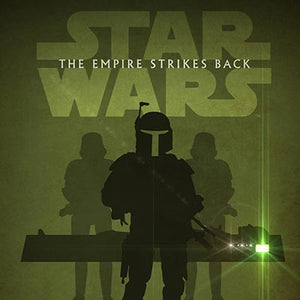 Empire Strikes Back by Jason Christman | Star Wars