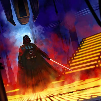 Lurking Lineage by Jeremy Saliba | Star Wars