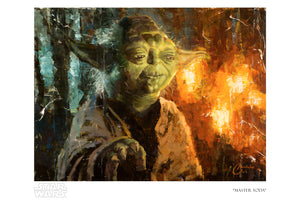 Master Yoda by Christopher Clark | Star Wars