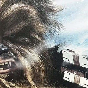 Hoth Encounter by Chris Wahl | Star Wars thumb