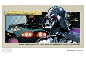 Darth Vader Invasion by Randy Martinez | Star Wars
