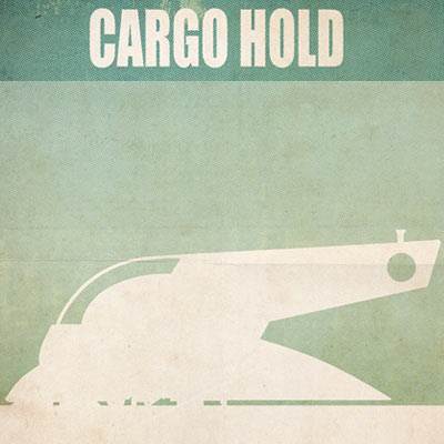 Cargo Hold by Jason Christman | Star Wars