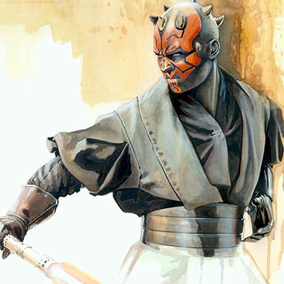 Jedi Slayer by Brian Rood | Star Wars