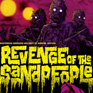 Revenge of the Sandpeople by Mark Daniels | Star Wars