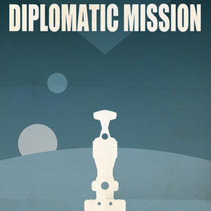 Diplomatic Mission by Jason Christman | Star Wars