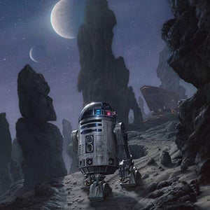 Artoo's Lonely Mission by Jerry Vanderstelt | Star Wars