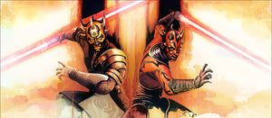 Brothers by Brian Rood | Star Wars