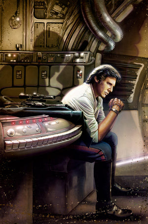 Redemption by Brian Rood | Star Wars