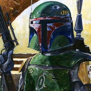 Boba's Hunt by Kim Gromoll | Star Wars