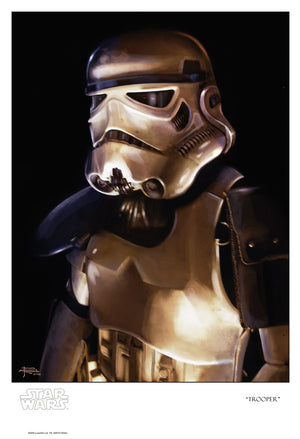 Trooper by Brian Rood | Star Wars