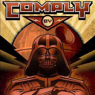 Comply by Mike Kungl | Star Wars