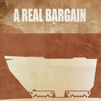 A Real Bargain by Jason Christman | Star Wars