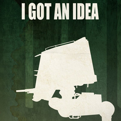 I Got An Idea by Jason Christman | Star Wars