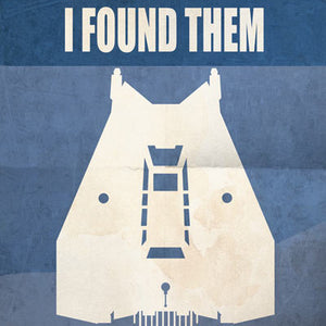 I Found Them by Jason Christman | Star Wars
