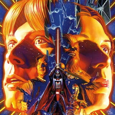 Star Wars #1 by Alex Ross | Star Wars