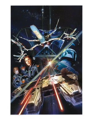 Star Wars #2 by Alex Ross | Star Wars