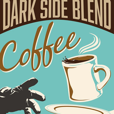 Dark Side Blend by Steve Thomas | Star Wars
