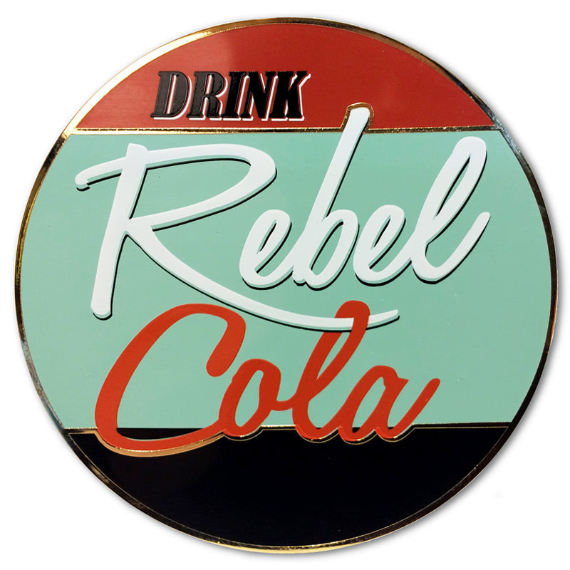Rebel Cola #2 Collectible Pin | Star Wars