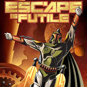 Escape is Futile by Mike Kungl | Star Wars