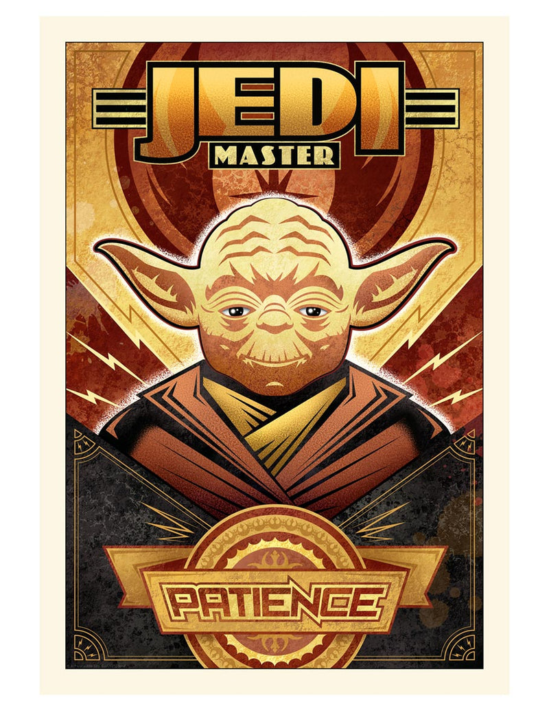 Patience by Mike Kungl | Star Wars