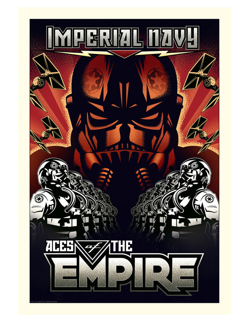 Aces of the Empire by Mike Kungl | Star Wars