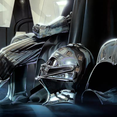 Confinement by Brian Rood | Star Wars