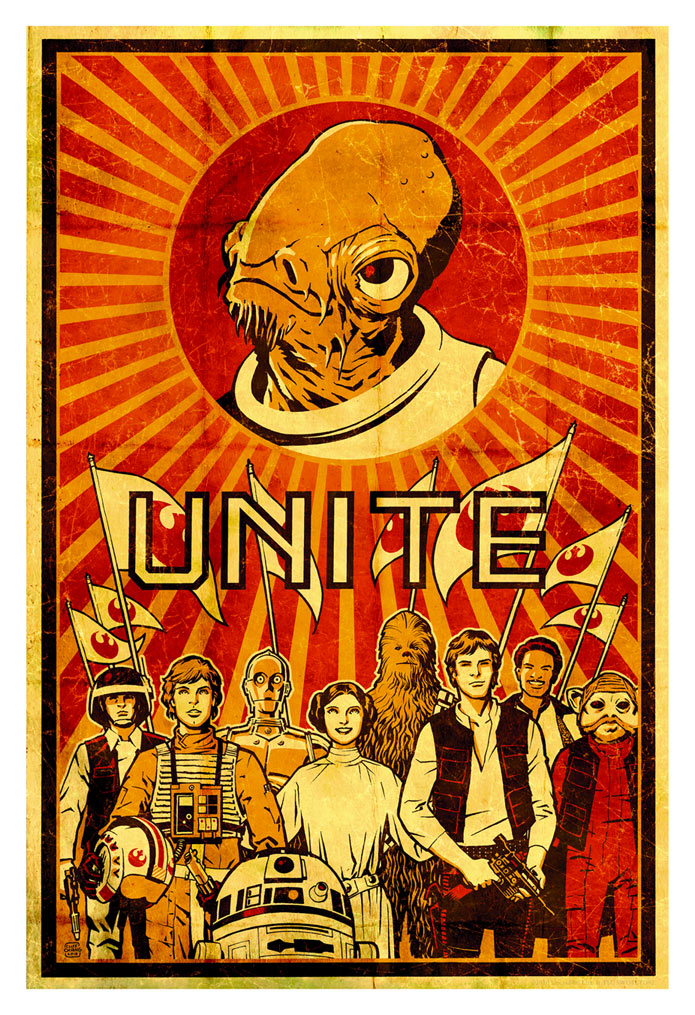 Unite by Cliff Chiang | Star Wars