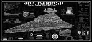 Star Destroyer SpecPlate | Star Wars