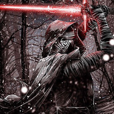 Kylo Ren by JP Valderrama | Star Wars
