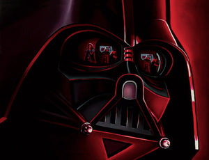 Lord Vader by Christian Waggoner | Star Wars canvas