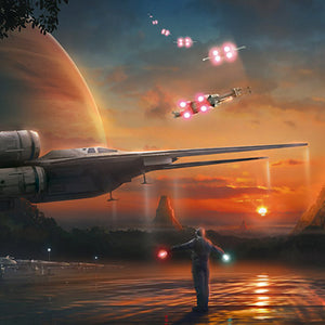 Dawn of Rebellion by Akirant | Star Wars